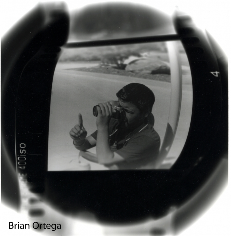 Brian Ortega Warp Neg