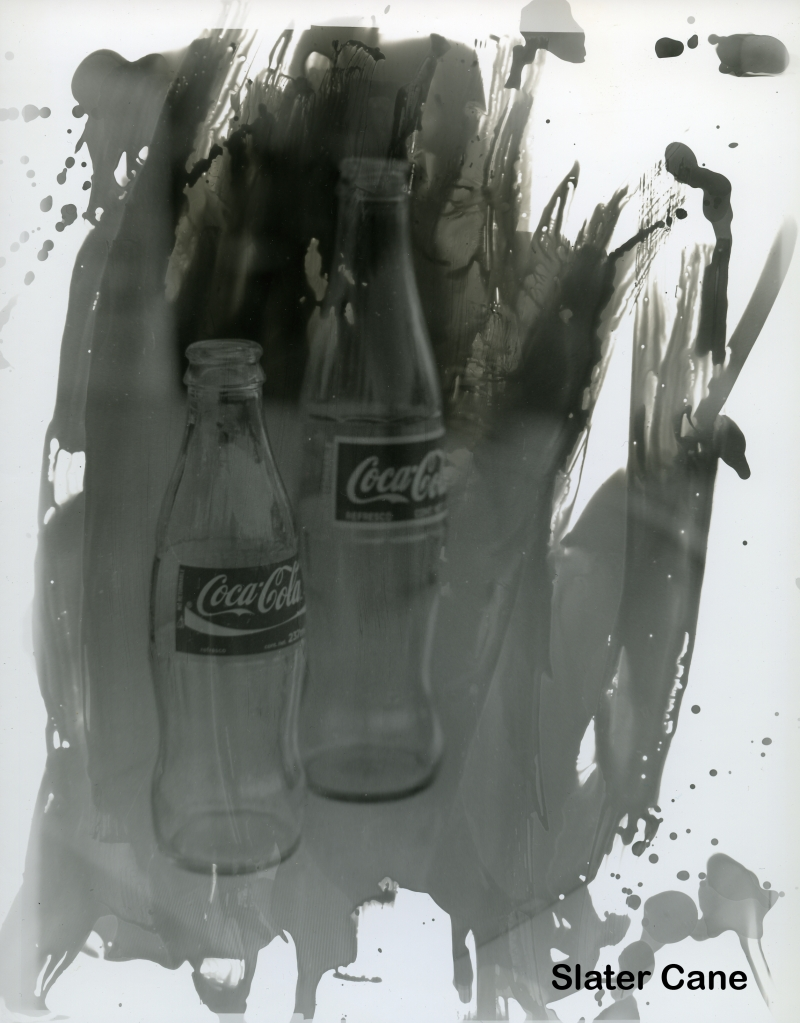 Slater Cane developer teqnique coke bottles
