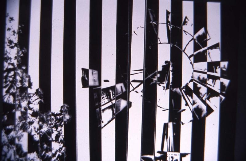 windmill mosaic
