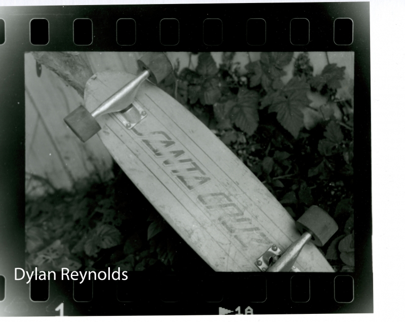 Dylan Reynolds- film edge and still life copy