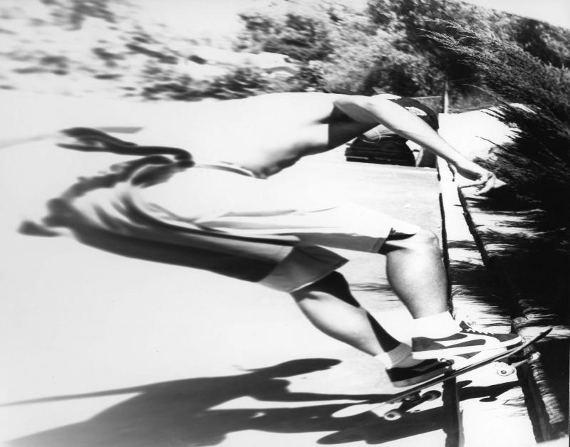 stretched skater