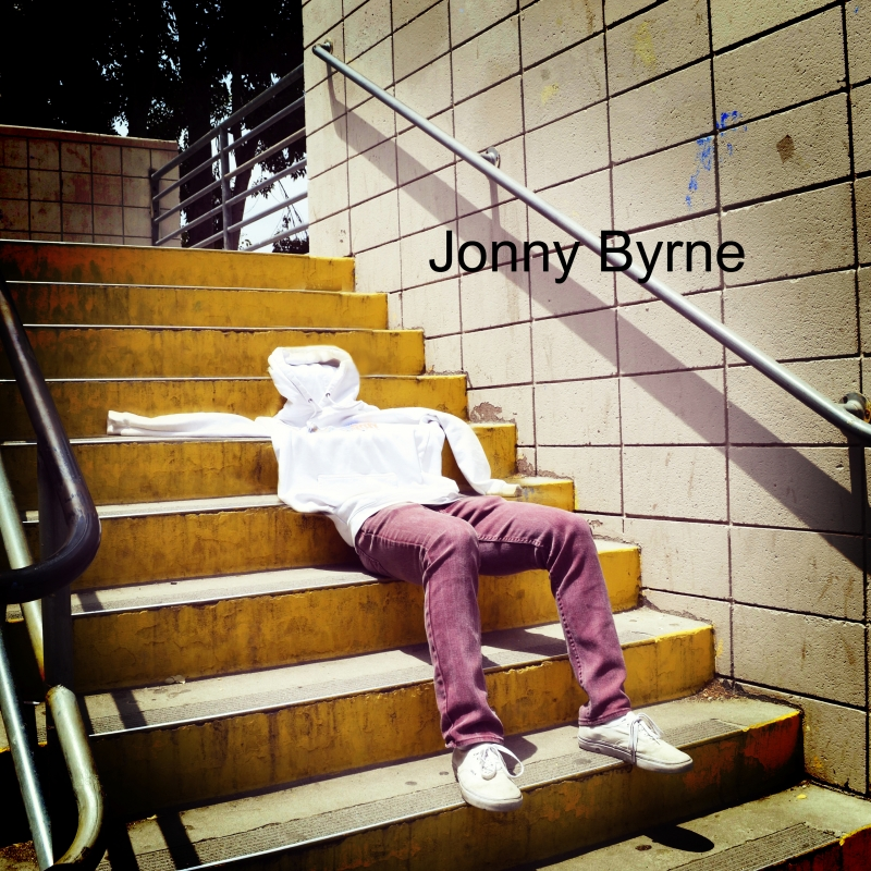 Jonny Byrne sweatshirt