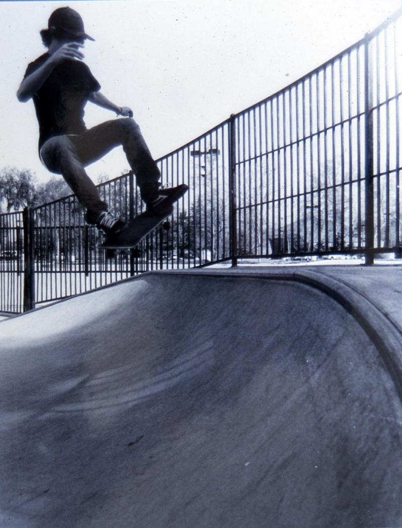 skateboarder guy