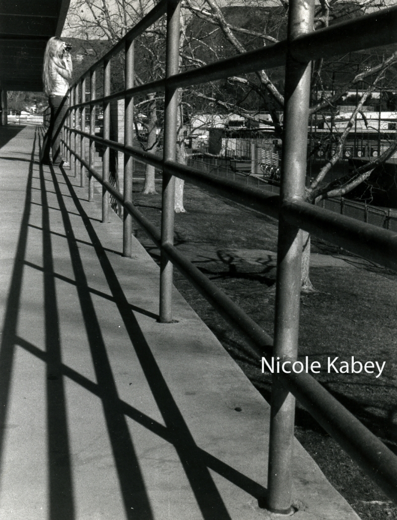 Nicole Kabey lines