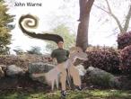 John Warne Liquify Portrait