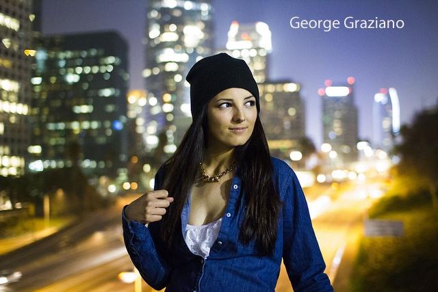 George Graziano Portrait