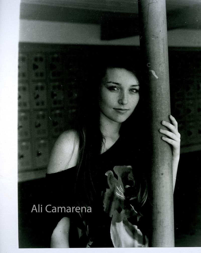 Ali Camarena- portrait