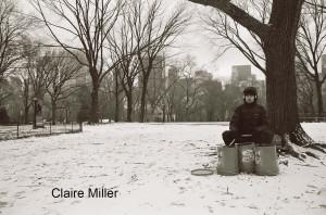 Claire Miller Portrait