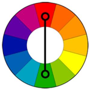 Complimentary Color Diagram copy