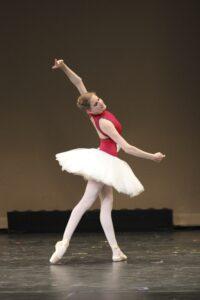 McCall Stone dancer
