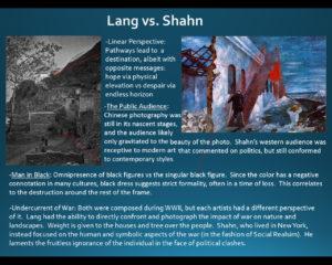 Albert Qian - Comparative Study Sample Image